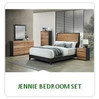 JENNIE BEDROOM SET
